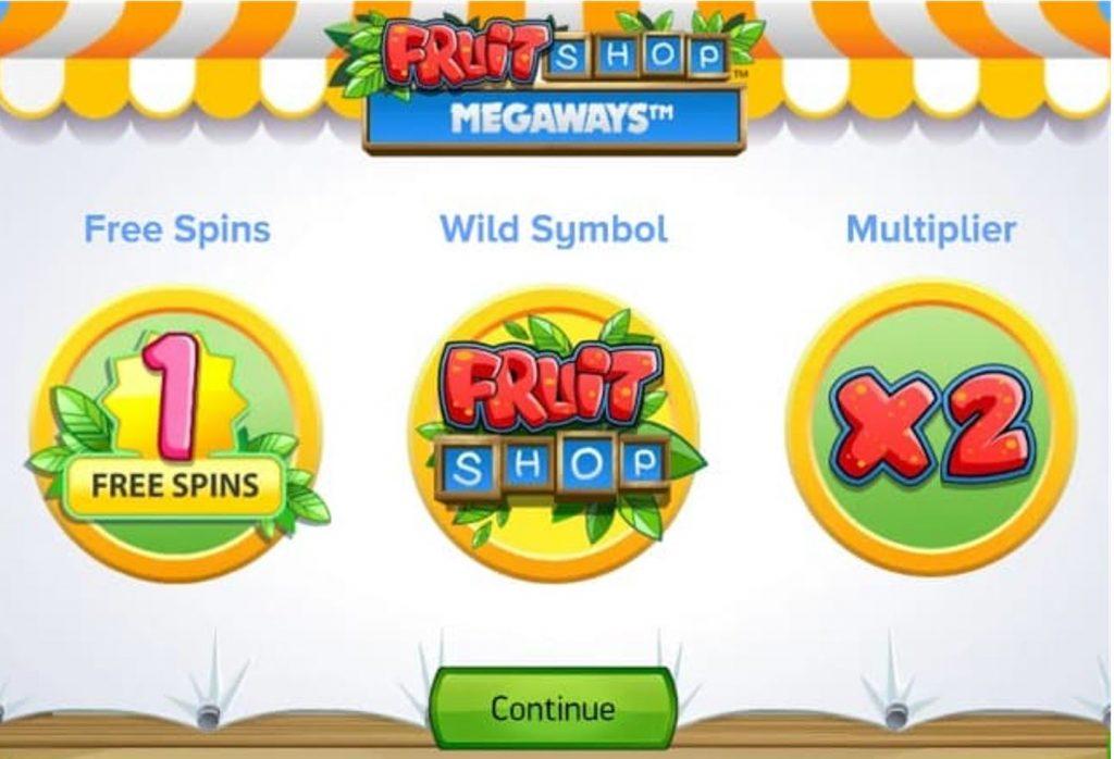 Fruit Shop Megaways game review